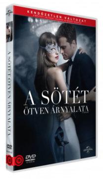 A sötét ötven árnyalata - DVD - (bővített- és moziváltozat)