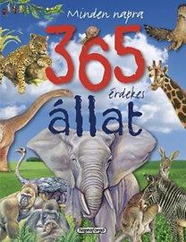 Maria José Valéro: Minden napra 365 érdekes állat