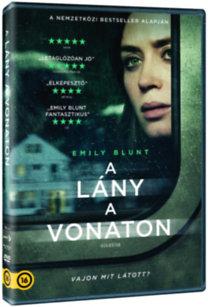 A lány a vonaton - DVD
