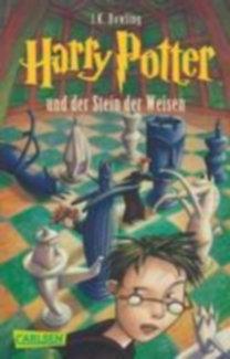 Rowling, Joanne K.: Harry Potter 1 und der Stein der Weisen