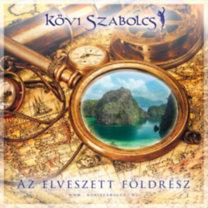 Kövi Szabolcs: Az elveszett földrész - CD