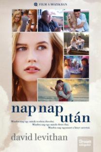David Levithan: Nap nap után - Filmes borítóval