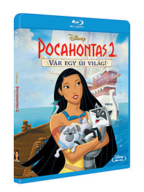 Pocahontas 2 - Vár egy új világ (Blu-ray)
