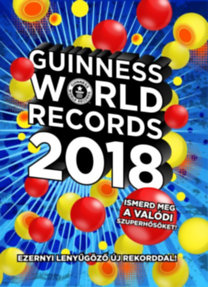 Craig Glenday: Guinness World Records 2018