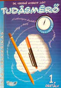 Dr. Veresné Nyizsnyik Judit: Tudásmérő Írás, helyesírás 1. osztály - PL-0122