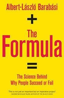 Barabási Albert-László: The Formula