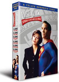 d5e7d7eb9c Lois és Clark: Superman legújabb kalandjai - 3. évad - DVD