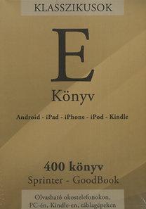 400 e-könyv - 400 könyv