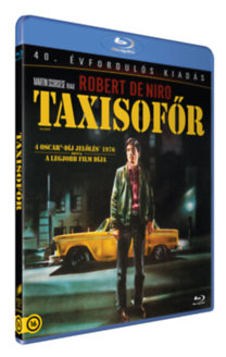 Taxisofőr - jubileumi változat - Blu-ray+DVD