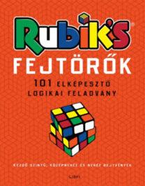 Rubik-fejtörők - 101 elképesztő logikai feladvány