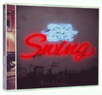 Majka, Curtis: Majka & Curtis: Swing - CD