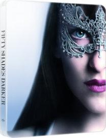 A sötét ötven árnyalata - limitált, fémdobozos változat - Blu-ray - (bővített- és moziváltozat)