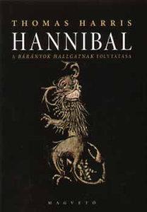 Thomas Harris: Hannibal - A bárányok hallgatnak folytatása