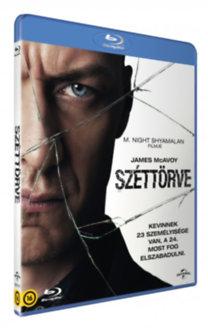 Széttörve - Blu-ray