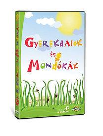 Gyerekdalok és Mondókák - DVD