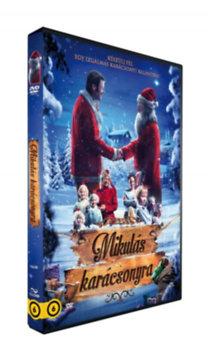 Mikulás karácsonyra - DVD