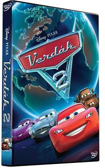Verdák 2. - DVD
