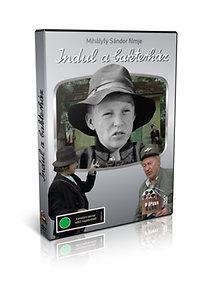Indul a bakterház - DVD
