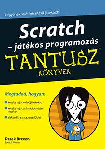 Derek Breen: Scratch - játékos programozás