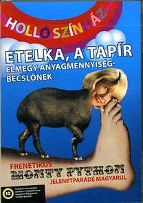 Holló színház - Etelka, a tapír elmegy anyagmennyiségbecslőnek