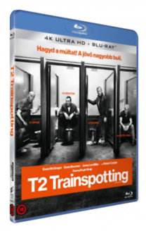 T2 Trainspotting - 4K UHD+Blu-ray