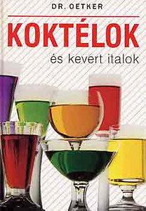 Dr.Oetker: Koktélok és kevert italok