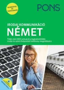 Josef Wergen, Annette Wörner: PONS Irodai kommunikáció - Német - Új kiadás