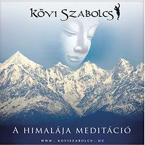Kövi Szabolcs: A Himalája meditáció - CD
