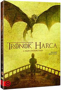 Trónok harca 5. évad - DVD