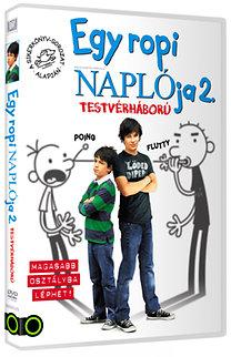 Egy ropi naplója 2. : Testvérháború - DVD