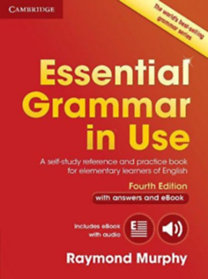 Raymond Murphy: Essential Grammar in Use Book + Answers + Interactive eBook - 4th Edition