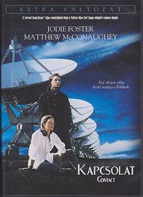 Kapcsolat - DVD - Szinkronizált változat