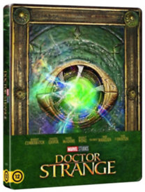 Doctor Strange - Steelbook - Blu-ray