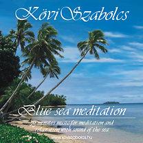 Kövi Szabolcs: Kék tenger meditáció - CD