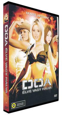 DOA: Élve vagy halva - DVD
