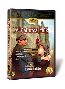 A Pál utcai fiúk (MaNDA Kiadás) - DVD