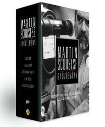 Martin Scorsese gyűjtemény - DVD - 6 DVD