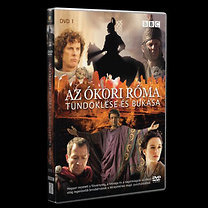Az Ókori Róma tündöklése és bukása 1. - DVD