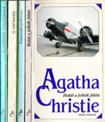Agatha Christie: Halál a felhők fölött + Órák (2 mű) | bookline