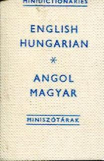 Havas Lívia (szerk.): Angol-magyar miniszótár (minikönyv)