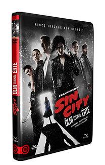 Sin City 2: Ölni tudnál érte - DVD