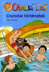 Katja Reider: Olvasó Leó - Uszodai történetek - Olvasó Leó