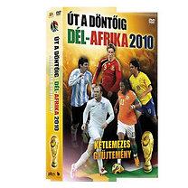 Foci - Dél-Afrika 2010 - Labdarúgó VB díszdoboz (2 DVD)