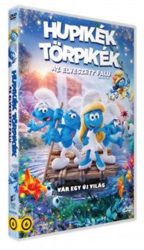 Hupikék törpikék: Az elveszett falu - DVD