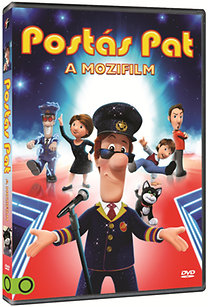 Postás Pat: A mozifilm - DVD