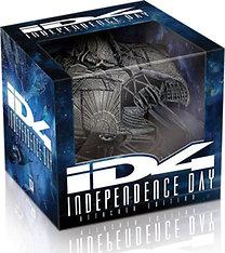 A függetlenség napja - 20 éves jubileumi kiadás - Ajándékdobozos változat - 2 Blu-ray