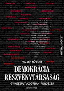 Puzsér Róbert: Demokrácia Részvénytársaság