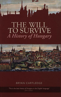 Bryan Cartledge: The Will to Survive