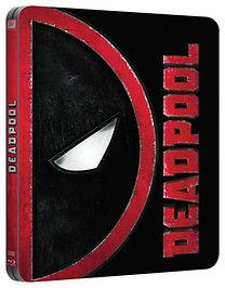 Deadpool - Blu-ray Steelbook