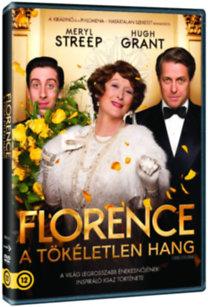 Florence - A tökéletlen hang - DVD